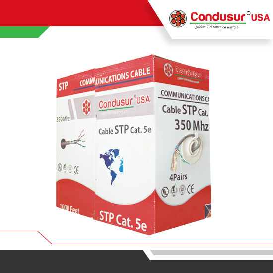 CABLE DE RED STP CATEGORIA 5E