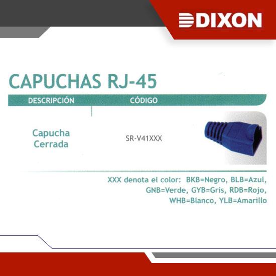 CAPUCHAS RJ – 45 - GRUPO YLLACONZA