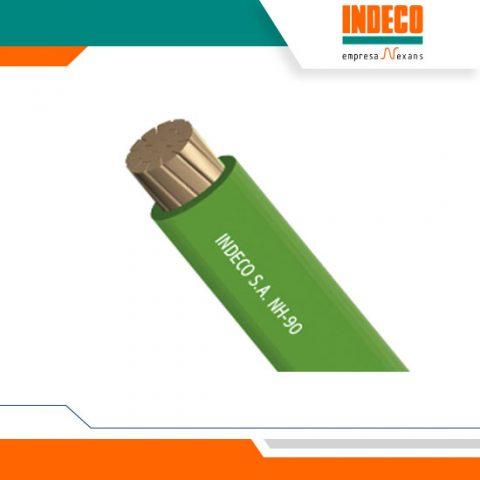 CABLE NHX-90 LIBRE HALOGENO- VERDE - GRUPO YLLACONZA