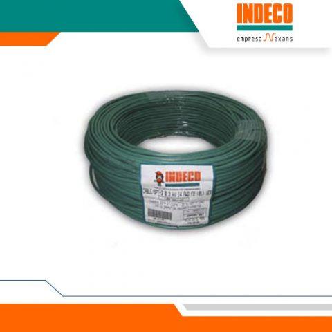 cable automotriz gpt verde - grupo yllaconza