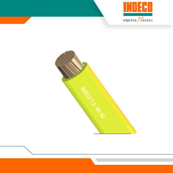 CABLE NHX-90 LIBRE HALOGENO- AMARILLO - GRUPO YLLACONZA