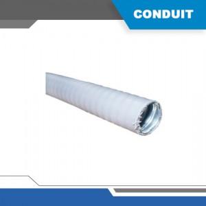 TUBERIA FLEXIBLE GALVANIZADA C/FORRO PVC 3/8″(30.5)LIQUID TIGHT