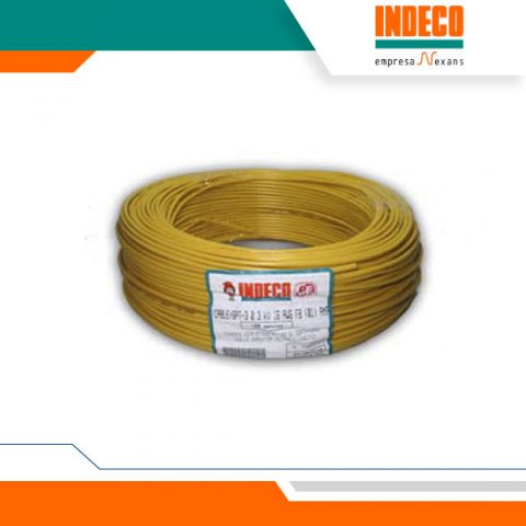 cable automotriz gpt amarillo - INDECO